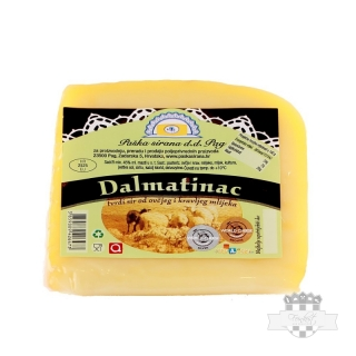 Pager Käse Dalmatinac